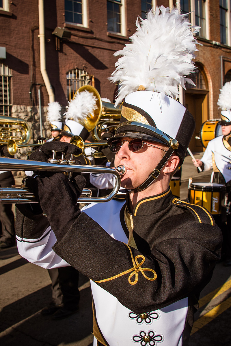 Epic Parade of Bands
